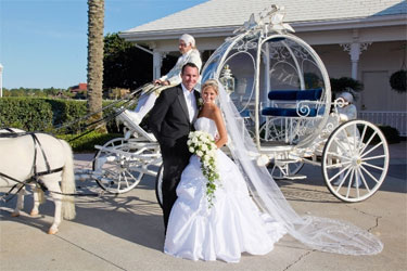 Disney Fairytale Wedding Orlando Fl