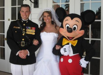Walt Disney World Fairy Tale Wedding